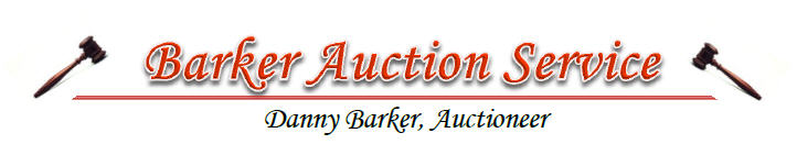 Barker Auction Service
