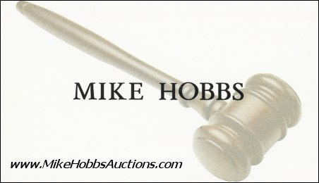 Mike Hobbs Auction Service