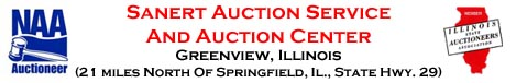 Sanert Auction Service