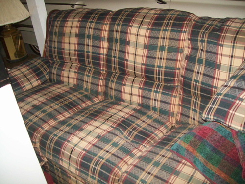 Plaid Sofa And Loveseat Emily Sofa Broyhill Thesofa