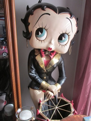 BETTY BOOP CAMPBELL KIDS COLLECTIBLES FURNISHINGS TOOLS